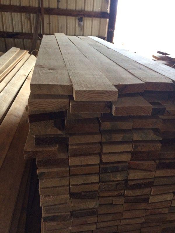 2x6 Long Lumber All Species