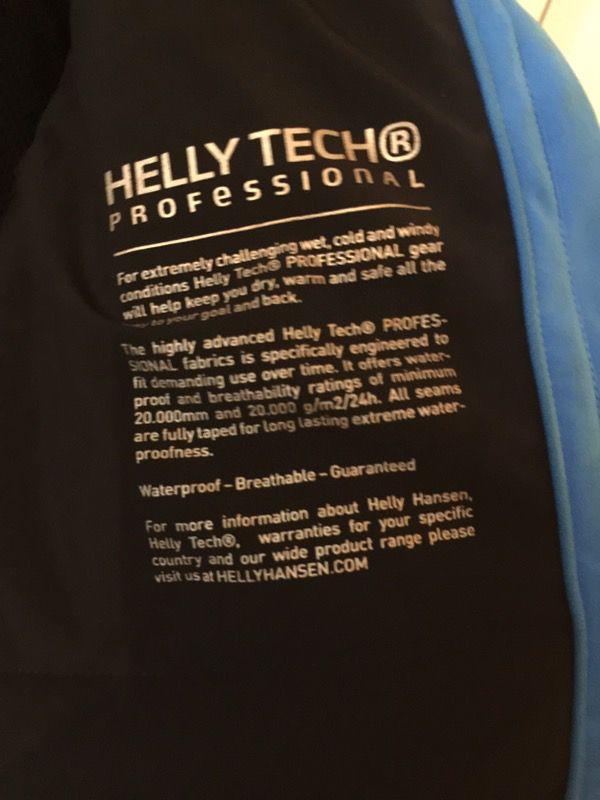 Helly Hansen XXL