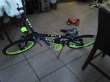 Boys Revolt spinback bike