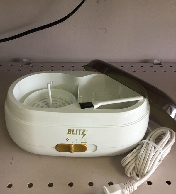 Blitz Ultra Cleaning Jewelry Machine