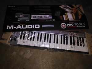 M Audio Pro Tools Studio Keyboard.