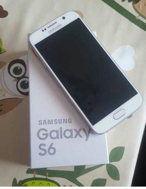 GALAXY S6 BRAND NEW UNLOCK 32GB