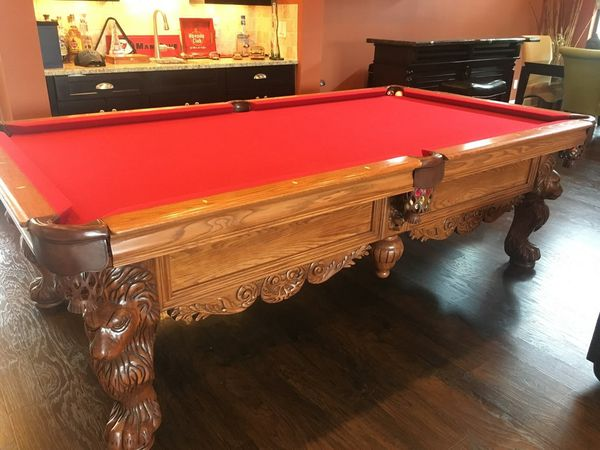 Pool Table Furniture In Winter Haven FL - Mobile pool table