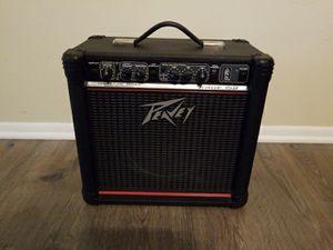 Peavey electric guitar amplifier