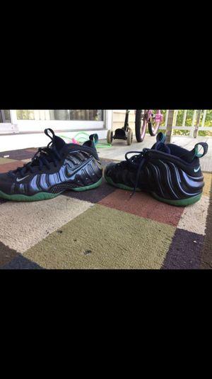 """"""" Obsidian"""" Nike Foamposite Pro - Size 10"""
