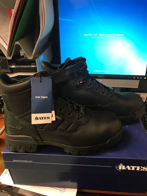 Brand New Men's 8.5 bates Military boots