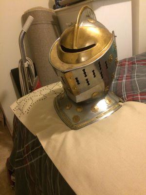 Cool iron helmet