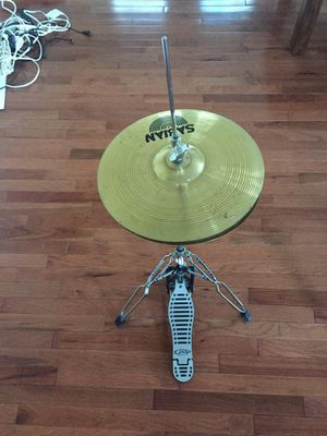 High hat for drum set