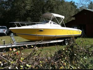 1988 donzi tournament fishing boat super clean