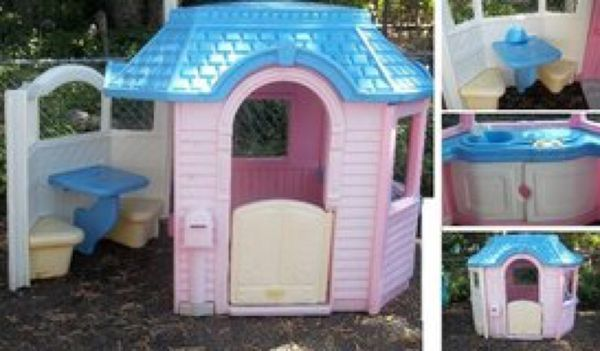 Little Tikes Victorian Play House Baby Kids In Lisle Il Offerup