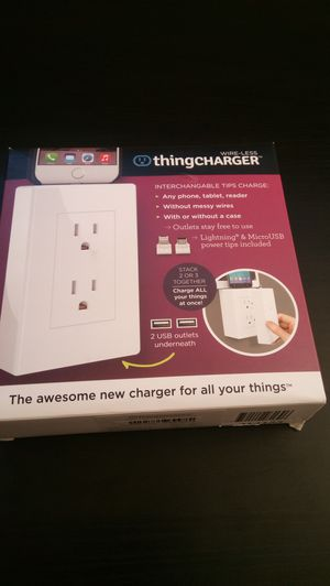 New Wireless Thingcharger