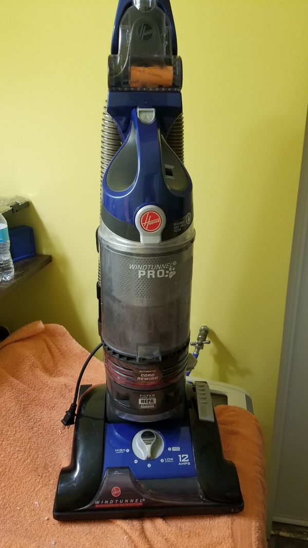 Hardly used Hoover windtunnel pro vacuum50 obo Home Garden in