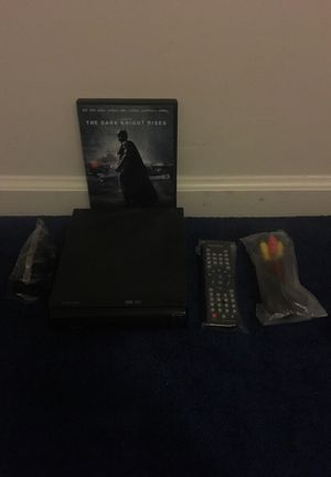 DVD player set