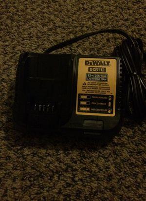 New Dewalt Battery Charger
