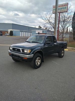 I am selling my 1996 Toyota Tacoma