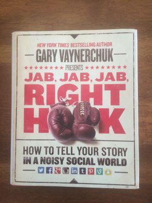 Gary Vaynerchuk Jab Jab Jab Right Hook Book