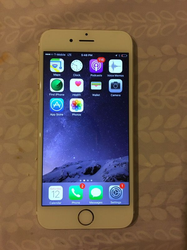 iPhone 6 unlocked 64 GB