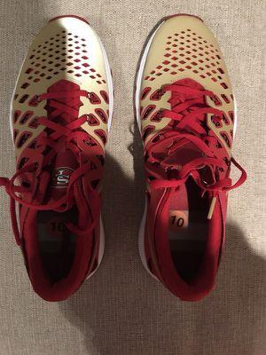 NWT Nike Train Speed 4 AMP San Francisco 49ers Sneaker- Size 10