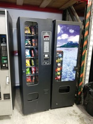 Combo vending machine fully working