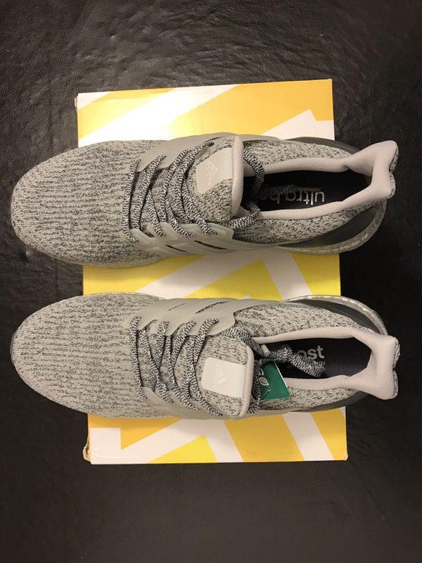 Adidas Ultra Boost 3.0 White Silver BA 8922