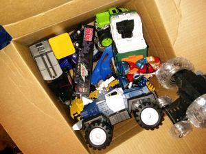 Lots of Toys trucks games
