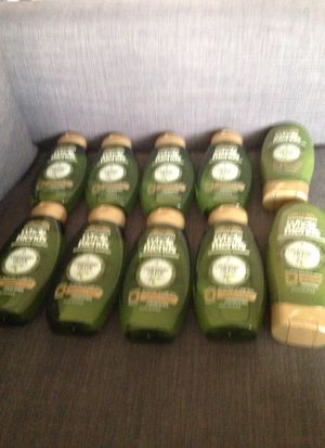 10 Bottles of the Garnier Whole blend. Please See All The Pictures and Read the description