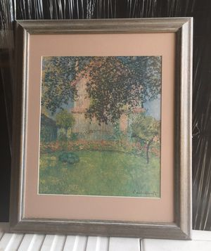 Artwork paintings cross stitch hand made