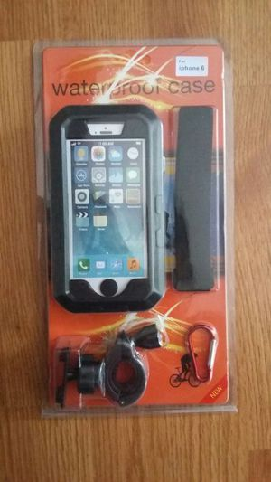 Iphone 6 bike waterproof case