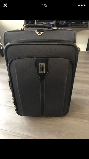 Suitcase by London Fog