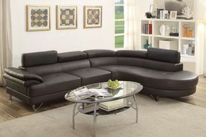 🔥SPECIAL SALE🔥SECTIONAL ESPRESSO