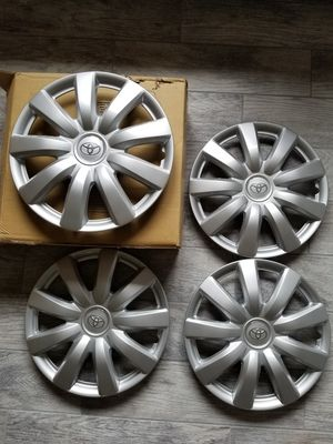 "14"" Toyota Hubcaps New In Box"