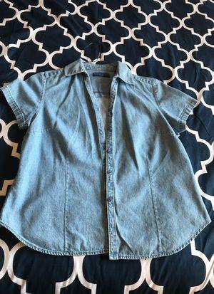 Size s women's 100% cotton shirts