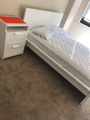 Full bed frame for sale