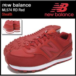 The ML574RD new balance size 9.5 men's shoes