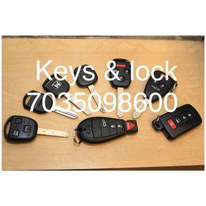 Keys remote porogram va DC md