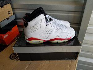 Retro Jordan 6 size 7Y