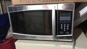 Haier microwave