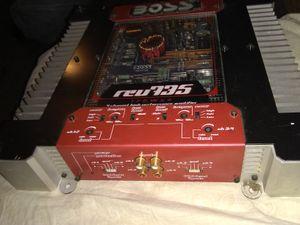 Boss amp