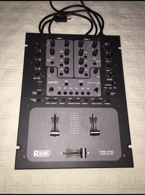 Rane Mixer (TTM57 SL)