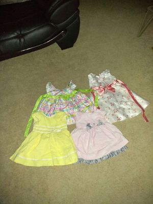 Never worn special occasion dresses 12 months 12 months 18 months n 4t