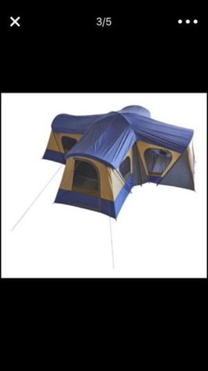 Like new 14 person tent