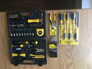 BRAND NEW STANLEY TOOLS!!!!