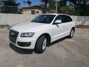 SATURDAY SPECIAL ONLY 1199.00 DOLLARS DOWN AND DRIVE 2012 AUDI Q5 CLEAN TITLE FREE CARFAX LOW MILES MINT CONDITION