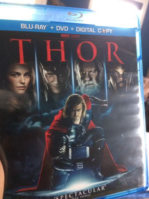 Marvel bluray