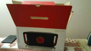 Beatbox by dr. beats bluetooth new in box sealed