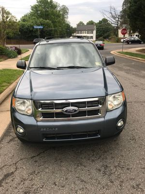 2011 Ford Escape XLT AWD,New VA inspection and 2years emissions