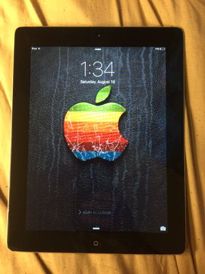"iPad 2/16GB 9.7""wifi Unlocked All Works Great Charger/cable Includ. $115 FIRM PRICE /Precio fijo Hblo/Español :)"