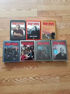 The Sopranos complete set