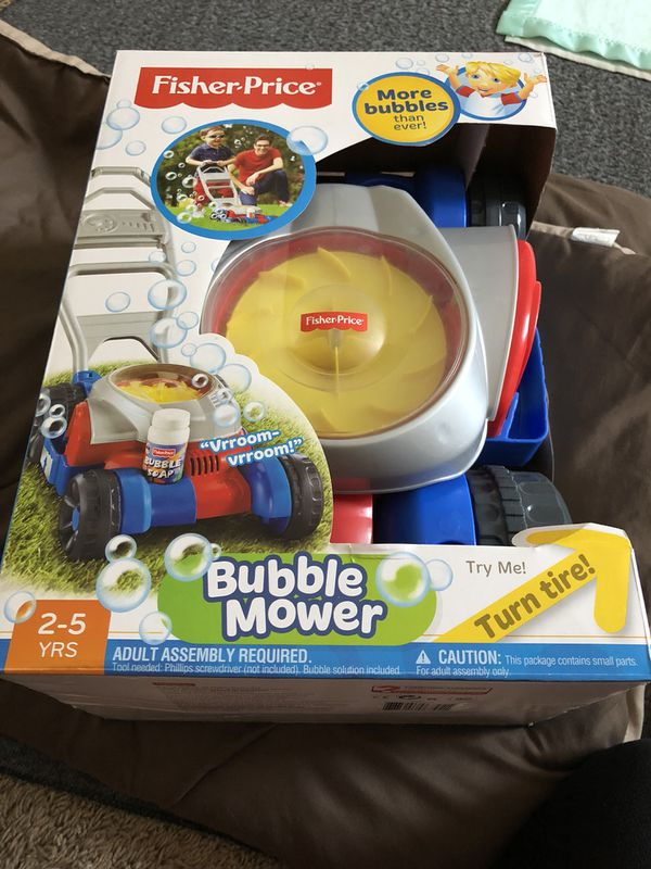 Fisher Price Bubble Mower Games Toys In Blacklick Oh