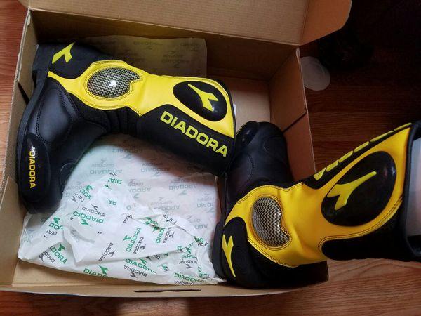 Diadora motorcycle boots ( Motorcycles ) in Hayward, CA - OfferUp